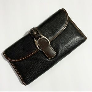 Dooney & Burke Leather Wallet